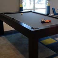 Contemporary Style Pool Table